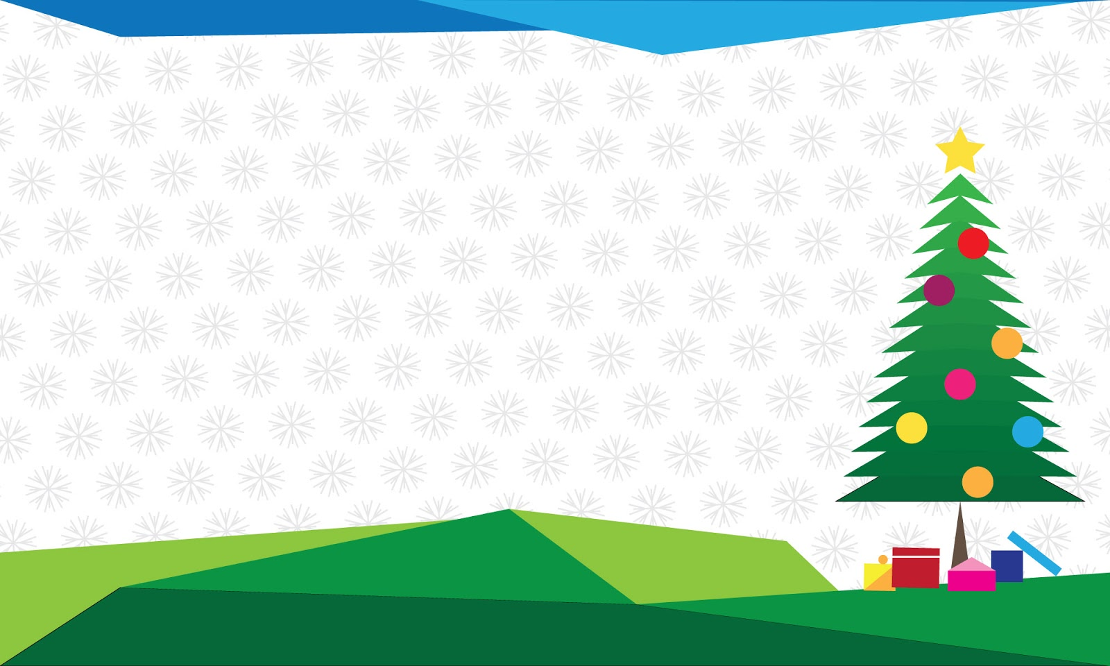 Kumpulan Background Kartu Ucapan Natal Keren - Mas Vian