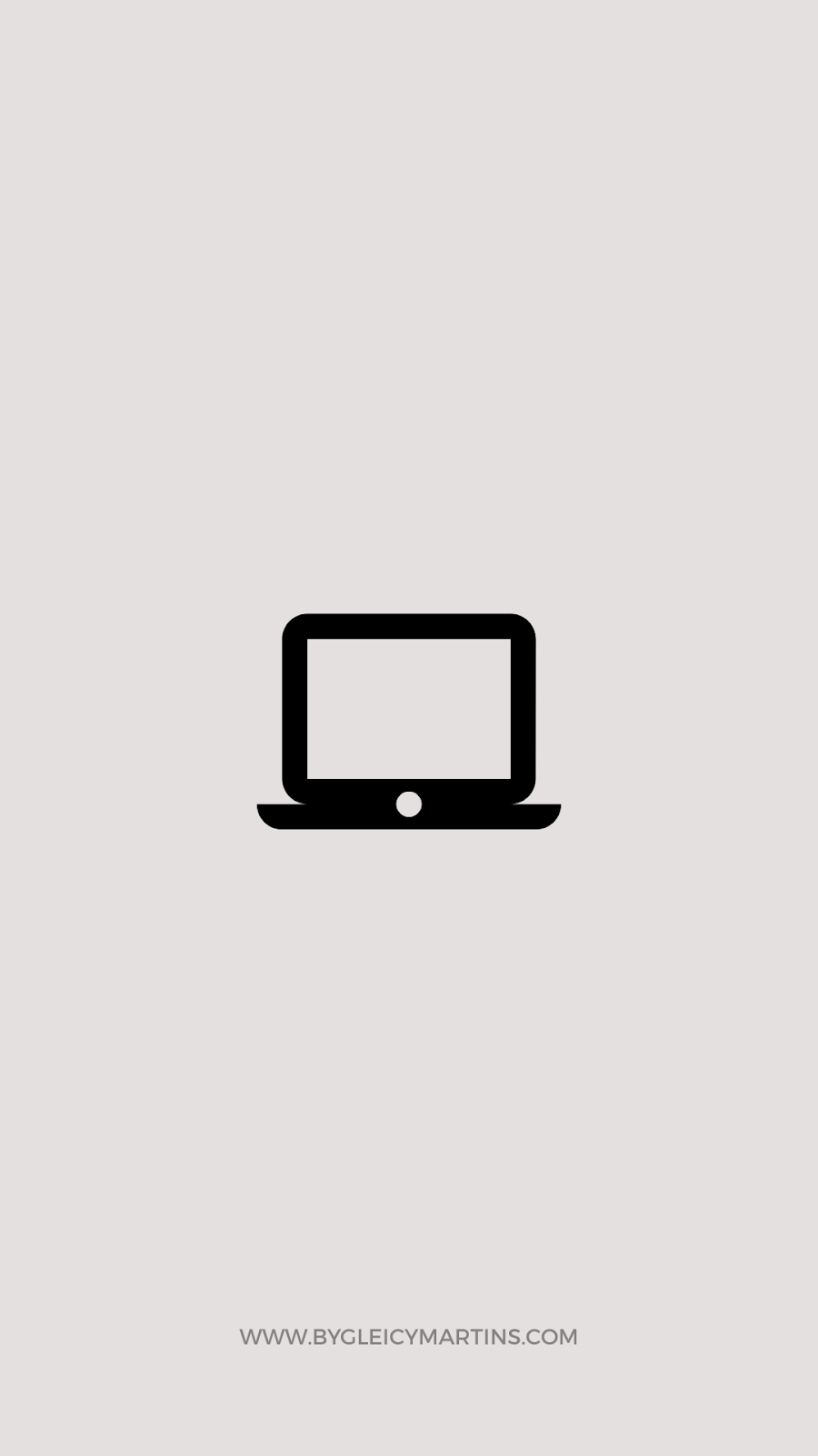 Capa para destaque computador