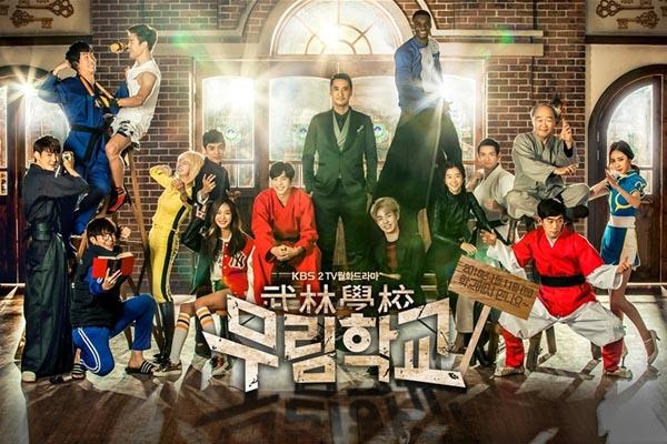 70 Judul Drama Korea Bertema Sekolah (Genre School) Terpopuler dan Terbaik Sepanjang Masa
