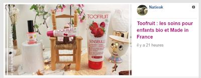 beauté Inspilia Toofruit