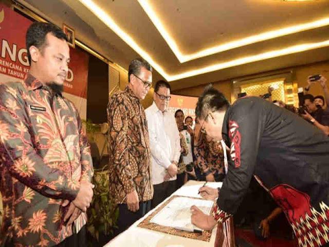 Muhammad Roem Apresiasi Bantuan Pemprov Sulsel ke 24 Kabupaten dan Kota di Sulsel