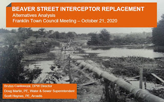 Beaver Street Interceptor Replacement Update