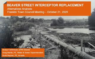 Beaver Street Interceptor Replacement Update