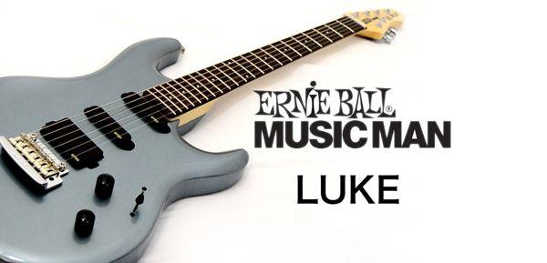 Serie Luke de Steve Lukather