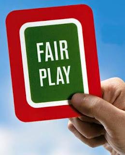 fair play dalam politik