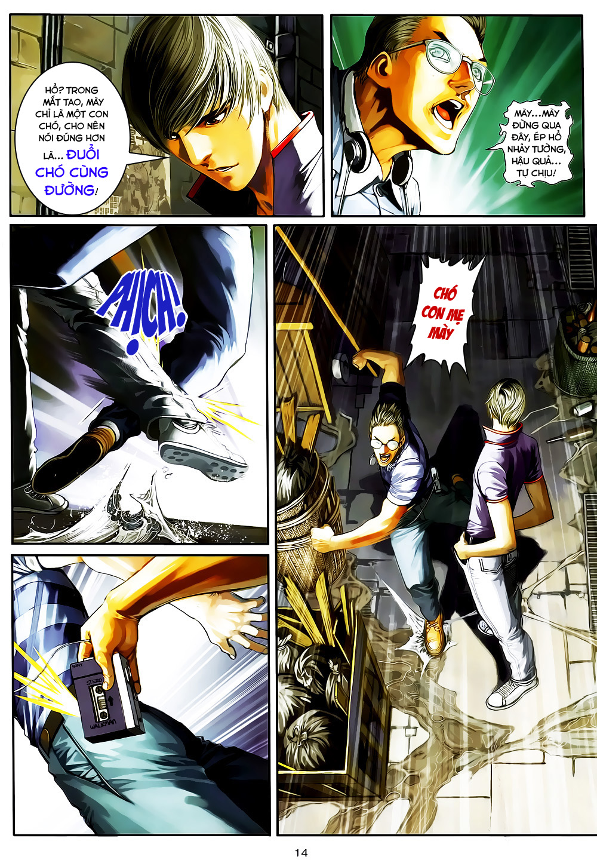 Quyền Đạo chapter 4 trang 14