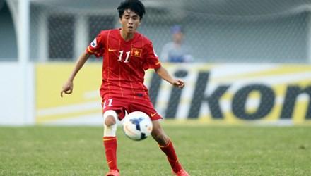 Phan Thanh Hậu – Chàng cầu thủ trẻ đến từ vùng quê nghèo Quảng Ngãi