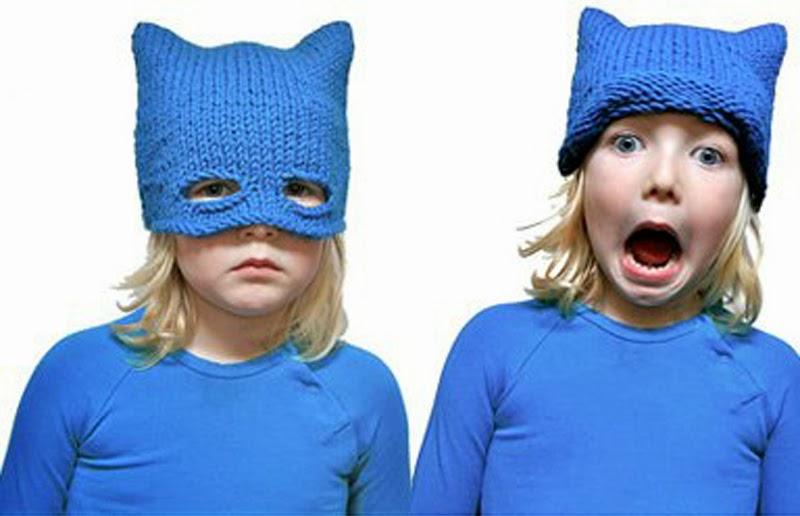 Adorables têtes masquées... Le modèle Bonnet à tricoter ! ~ Balaine ... aa6e0d15a85