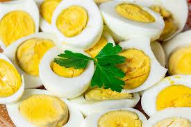 Nutrients In Eggs