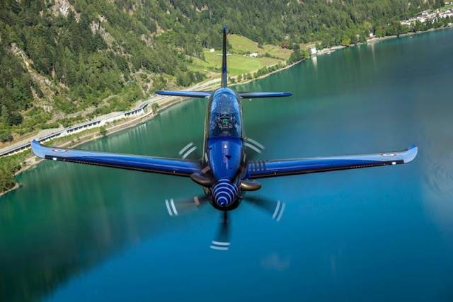 France buys additional Pilatus PC21