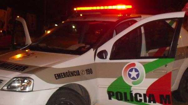 Ocorrências policiais em Canoinhas