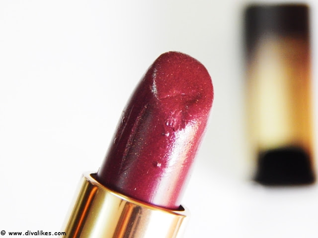 L'Oreal Paris Color Riche Gold Obsession Lipstick Plum Gold Review