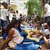 Parque Arruda Câmara recebe dezenas de crianças na abertura da programação especial de fim de ano