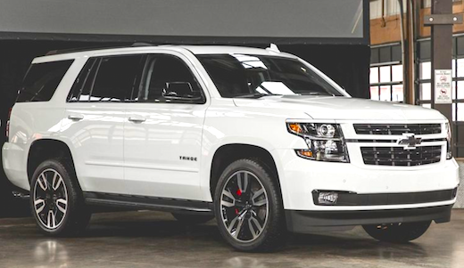 2018 Chevrolet Tahoe RST Price
