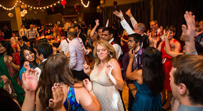 K'Mich Weddings in Philadelphia PA - wedding planning-guests dancing - party - reception