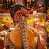 Bridal golden poola jada