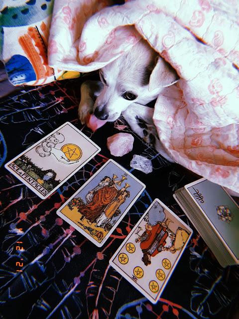 Virgo Tarot Reading