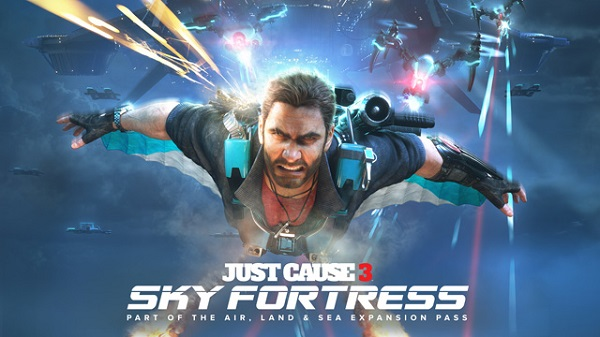 spesifikasi Just Cause 3 - Sky Fortress