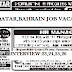 UAE, QATAR,BAHRAIN JOB VACANCIES
