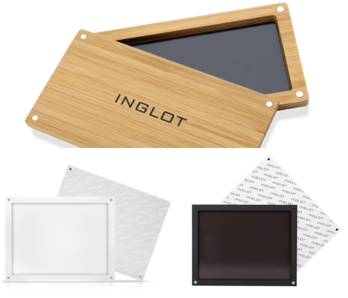 Inglot Freedom system palety bez podziałek
