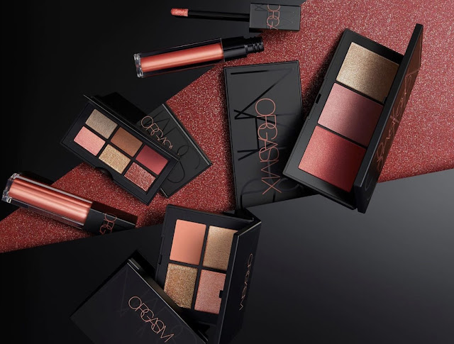 NARS Orgasm X Collection
