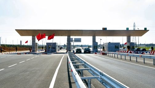 تدشين المسار الثالث للطريق السيار الدار البيضاء برشيد