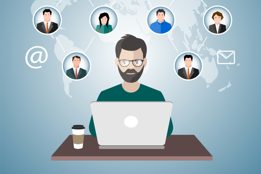 How Tech is Playing a key Role in transitioning to remote working