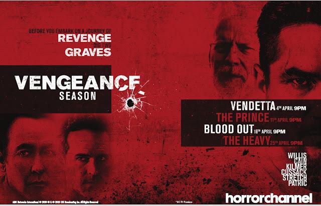 Vengeance Season Horror Channel Image