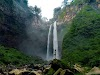 Coban Sriti waterfall is also called Coban Wolu in Indonesia