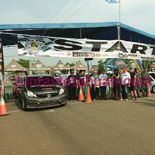 Bupati Pringsewu Buka Kejuaran Drage Race Sumpah Pemuda 2019