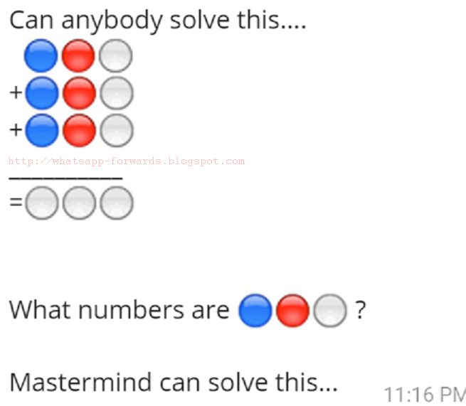 What numbers are Blue Dot, Red Dot and White Dot ?