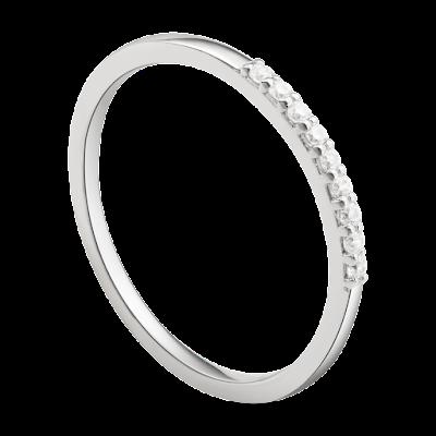 Nhẫn bạc đính đá PNJSilver Wanderlust XM00K000140
