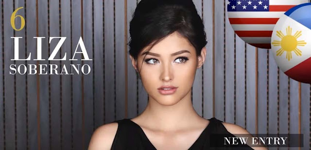 Liza Soberano - The 100 Most Beautiful Faces of 2015