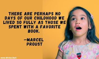 cute reading quotes for kids