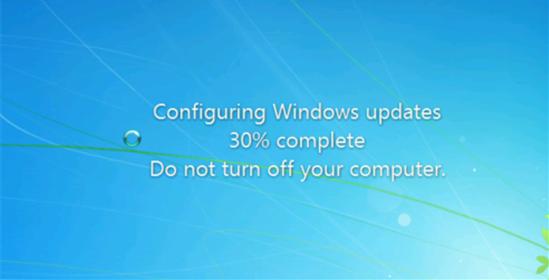 Cara Memperbaiki Configuring Windows Update Saat Menyalakan Komputer