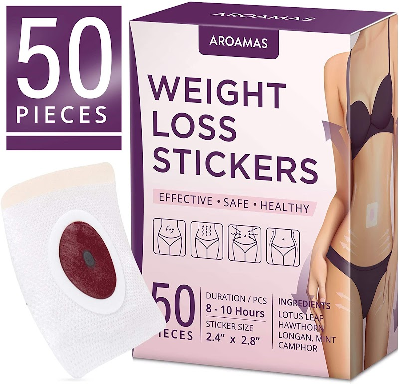 30% OFF Fat Burning Sticker with Magnets
