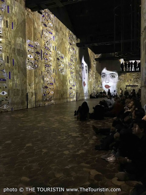 Atelier des Lumières – Culturespaces.  The digital art revolution is happening