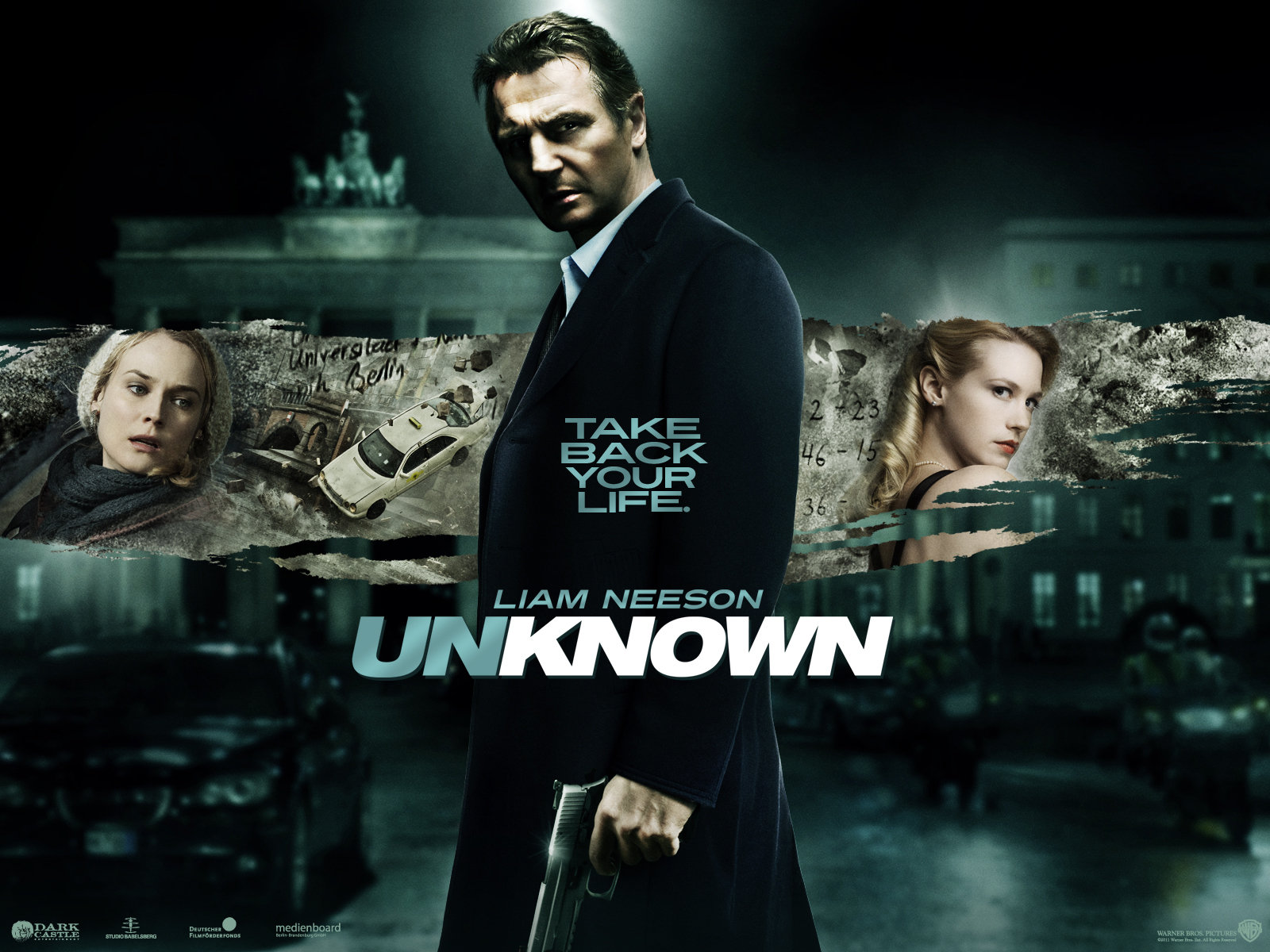 Image result for Unknown 2011 poster