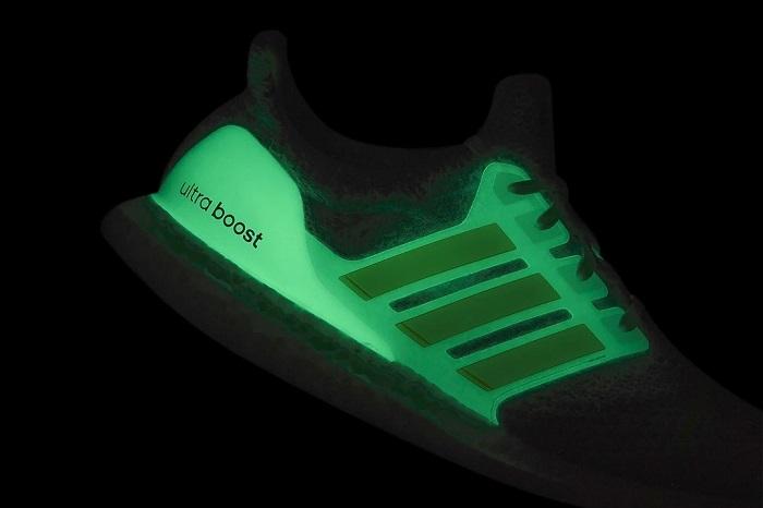 Adidas Glow In The Dark Sneakers