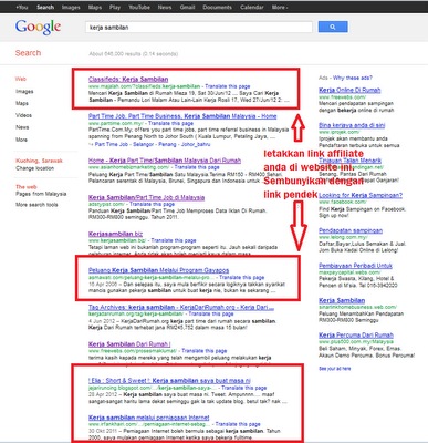 carian google