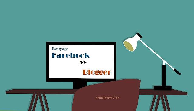 Tutorial cara mendatangkan Visitor Blog dengan Fanspage Facebook yang tepat