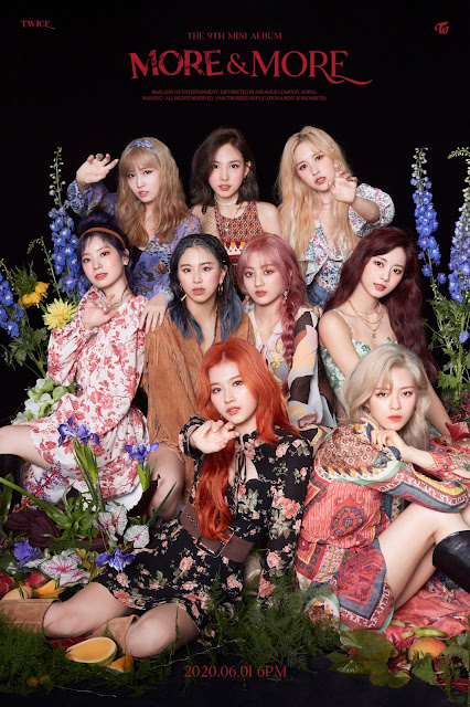 Twice More and More Concept Picture