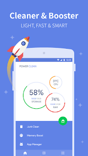 تحميل تطبيق Power Clean