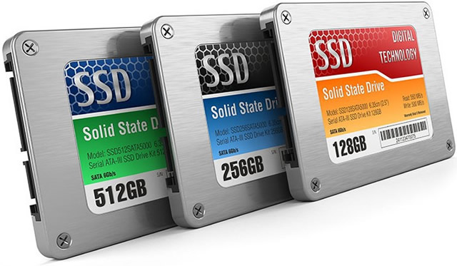 recover data from a broken SSD