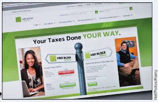 Figure 5 H&R Block Tax Prep