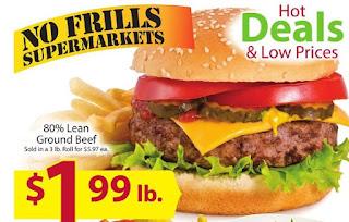 No Frills Weekly Ad April 24 - 30, 2019