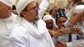 Habib Rizieq Ungkap Sosok yang Bantu Kepulangannya dari Arab Saudi