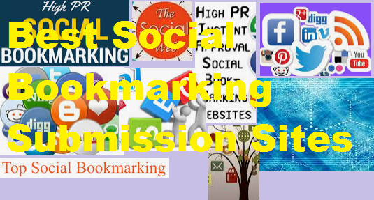 Top Social Bookmarking Sites List Without Registration 2020