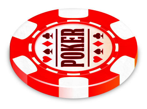 3D Classy Poker Chip Design Idea