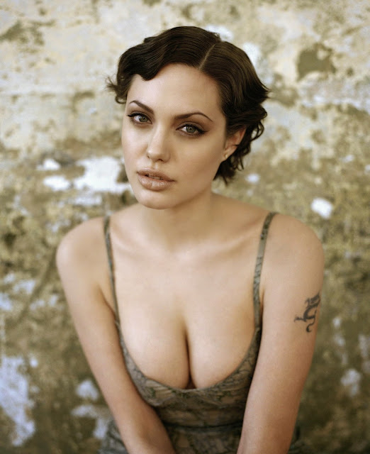 Desnudas angelina jolie photo 82